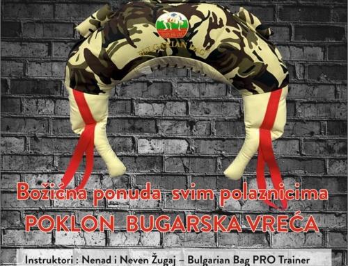 Seminar za Bugarsku vreću!!